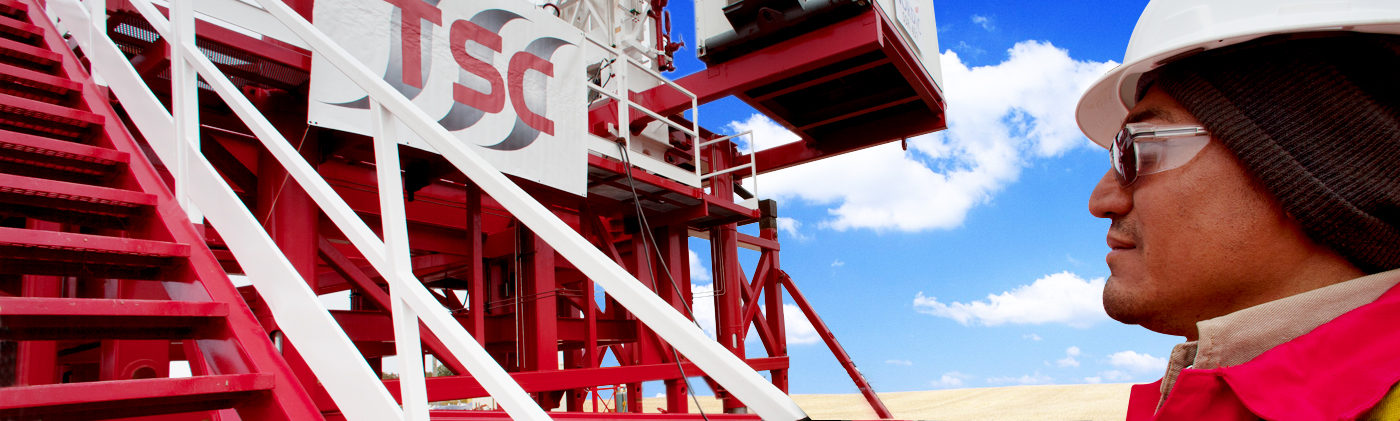 TSC Offers High Performance Land Rig Solutions